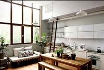 Kitchen / by Bylina Studio