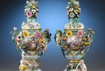 Meissen Porcelain / by Deanna Hilbert