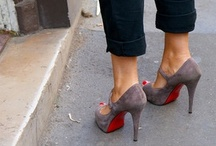 Style: Shoes / by Ashley Mathein