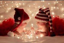 Natal / Inspirações Natalinas lindas e fáceis de fazer!