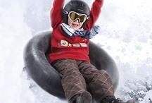 Schlitten / go sledding
