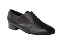 Men's style shoes for ballroom