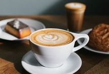 Sweets and Coffee! / Coffee is far more than a beverage. It is an invitation to life...