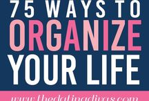 Home // Organization / Home and life organization