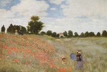 """Claude Monet! /  """"Color is my daylong obsession, joy, and torment."""" ― Claude Monet"""