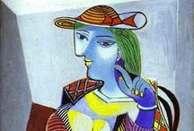 Pablo Picasso  / The purpose of art is washing the dust of daily life off our souls. Pablo Picasso