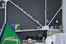 KIDS ROOMS / by Emily Anderson