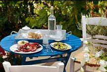 It tastes...GREEK to me! / There is no love sincerer than the love of food.  George Bernard Shaw