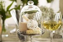 Wine,Cheese,Bread and.... / Age doesn't matter unless you are cheese or wine.  Anonymous