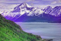 Alaska - The Last Frontier / Things to do in Alaska
