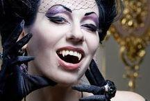 Vampires and fangs