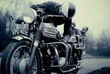 Rides / Motorcycles / by Peter Hirmer