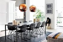 LIVING TOGETHER: DINING SPACES