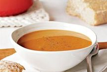 Soups and Gazpacho!