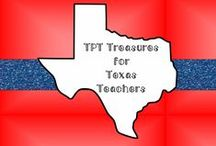 TPT Treasures for Texas Teachers / This is a board for pinning TPT products (paid and free) specifically designed for Texas Teachers (PK - 8).  If you are a Texas TPT seller and would like to be a collaborator on this board, just follow me first and then email me at tptjolene@gmail.com and request to be added.