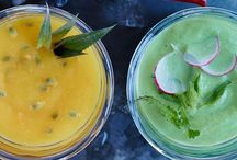 Smooth Moves / Smoothies, nutribullet, vitamix  / by Jillian Fraioli
