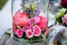 Flowers...in the glass!
