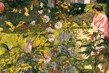 Art...in the garden!