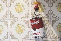 vintage items / retro lover