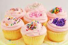 Cupcakes! / Keep calm...