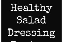 Food //  Salads & Dressings / Salads and dressings