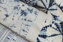 shibori and natural dye