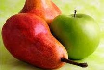 Apples and Pears!