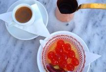 Greek... sweets and coffee!