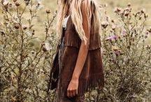 Boho-Tinged Life / A little bit gypsy, a little bit rock & roll