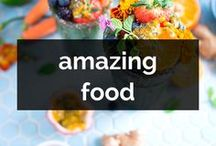 AMAZING FOOD Group Board / Share your best food posts here. Post as many pins as you want but make sure they are relevant to the group board's topic otherwise, you will be removed. Enjoy pinning!