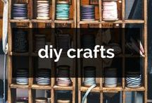 DIY CRAFTS Group Board / Share your best DIY craft projects here. Post as many pins as you want but make sure they are relevant to the group board's topic otherwise, you will be removed. Enjoy pinning!