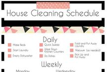 Home Organization and Tips
