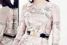 {FASHION CREATIONS} / Amazing fashion creations picked
