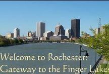 Rochester, NY & Surrounding Area / Where I live / by Karen Reynolds