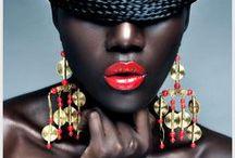 editorials & campaigns / Inspirational fashion editorials