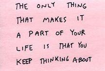 Motivational sayings / by Sonja Davis