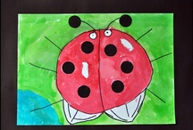 lady bug themed classroom / by Tiffany Gommeringer