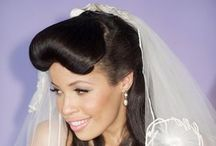 My hair and makeup work / Beauty expert specializing in hairstyling and airbrush makeup on location