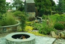 Hardscaping Ideas / Need some inspiration? Check out these great ideas! www.meadowsfarms.com