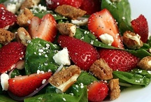 Salads, Fruit, and Veggies