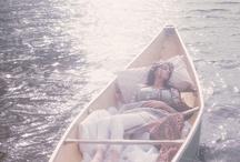 * Sur l'eau *