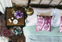 Beds and beyond. / [bedroom design] / by Leah Vitrano