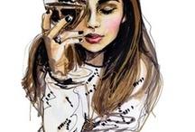 Art Inspiration / by Leah Vitrano