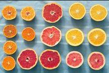 core / citrus and light inspiration