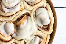 K and C's Cinnamon Rolls / by Carly Chisholm