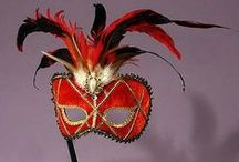 Mardi Gras / Carnival / Masquerade / Mardi Gras Masks & Beads, Carnival, Masquerade Masks, Fat Tuesday re-pins