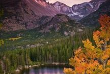 colorado country / a tribute to my home state. / by Krista Peck