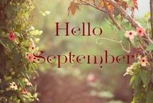 Sweet September / by Connie