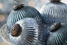 Christmas In Blue / by Connie