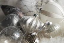 Christmas In Silver / by Connie